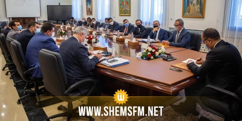 مشروع قانون المالية لـ2021 محور لقاء رئيس الحكومة بعدد من رؤساء الكتل ونوابها بلجنة المالية