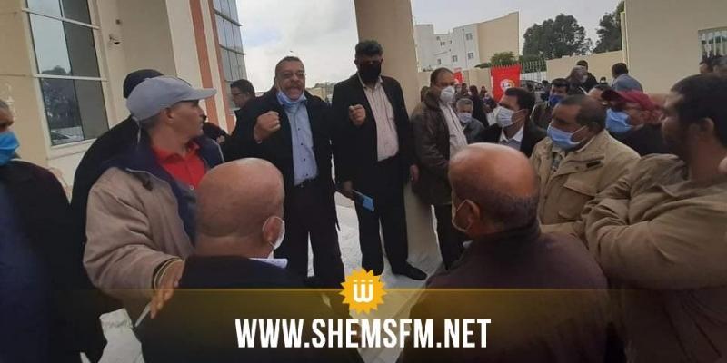 سيدي بوزيد: مديرو المدارس الإبتدائية يحتجون