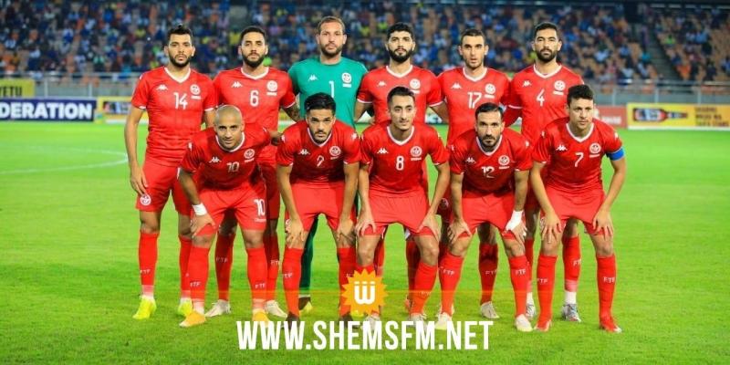 ترتيب الفيفا للمنتخبات: تونس فـي المرتبة الثانية افريقيا