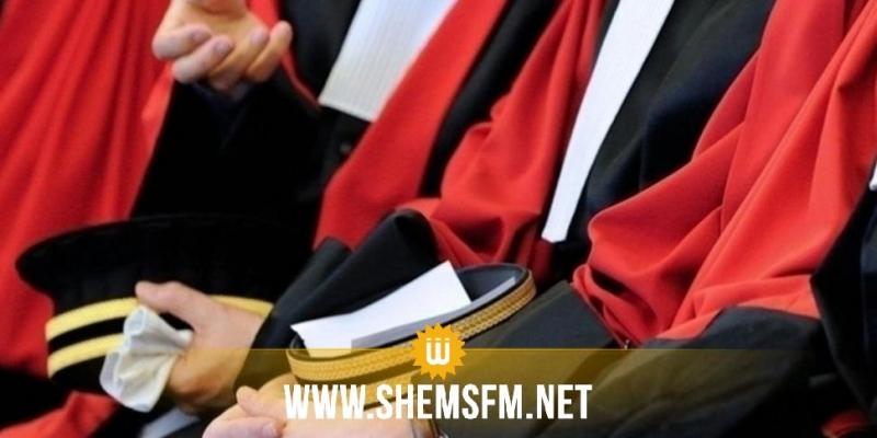 أنس الحمايدي : المجلس الأعلى للقضاء قام بعزل قاضيين وفتح أبحاث فيهما