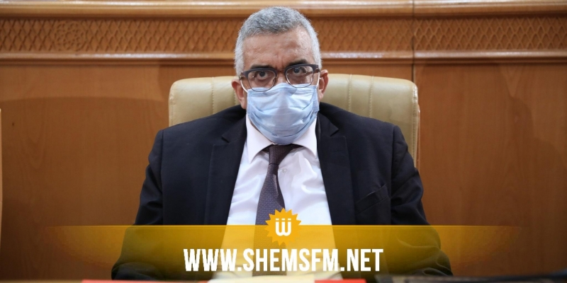 وزير العدل: 'لا صحة لما يتم الترويج له حول إصابة 250 قاضيا بكورونا'