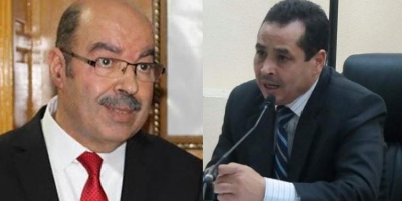 وزير العدل حول الخلاف بين العكرمي وراشد: قريبا ستتم محاسبتهما بالأبحاث التأديبية