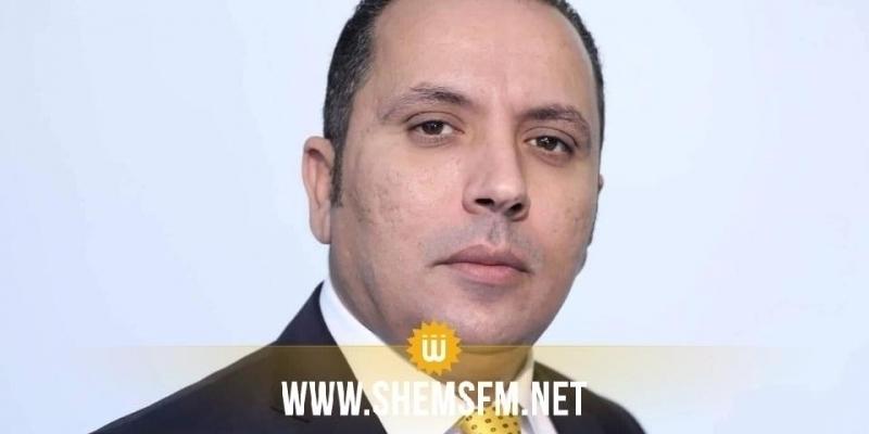 خالد قسومة: 'التهديد بالاستقالة مناورة من هشام المشيشي'