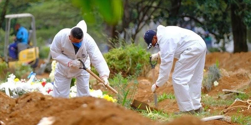 البرازيل.. أكثر من 34 ألف إصابة بكورونا و514 وفاة