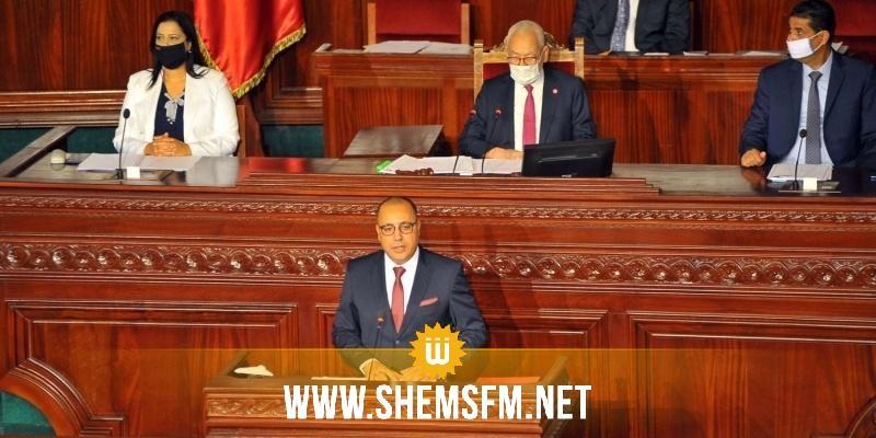 المشيشي: أزمة كورونا ليس الأزمة الوحيدة التي تعيشها تونس