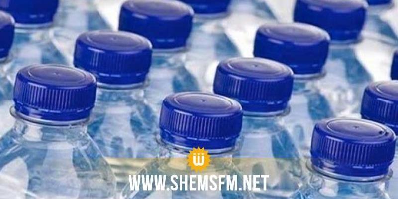 سيدي بوزيد: حجز 23 ألف لتر من المياه المعدنية
