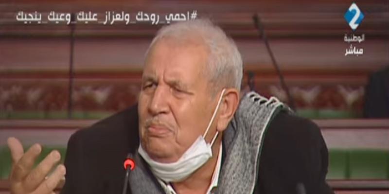 مصطفى بن أحمد يُحذر قيس سعيد من انزلاق الأوضاع ويدعوه إلى  طمأنة الشعب