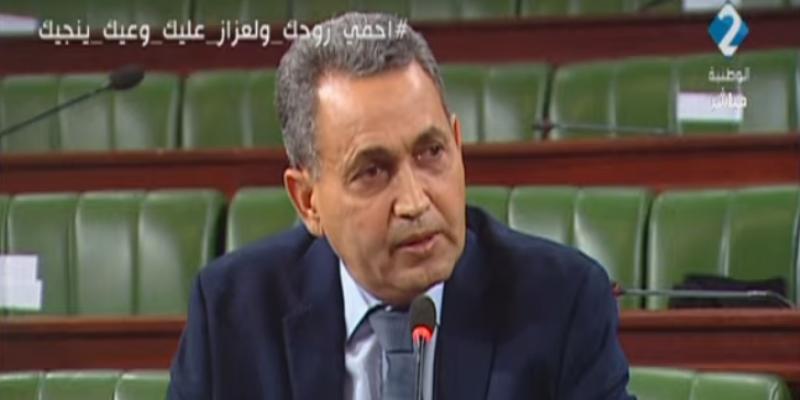 سالم لبيض: 'مناقشة سياسة رئيس الجمهورية في البرلمان فيه خرق للدستور'