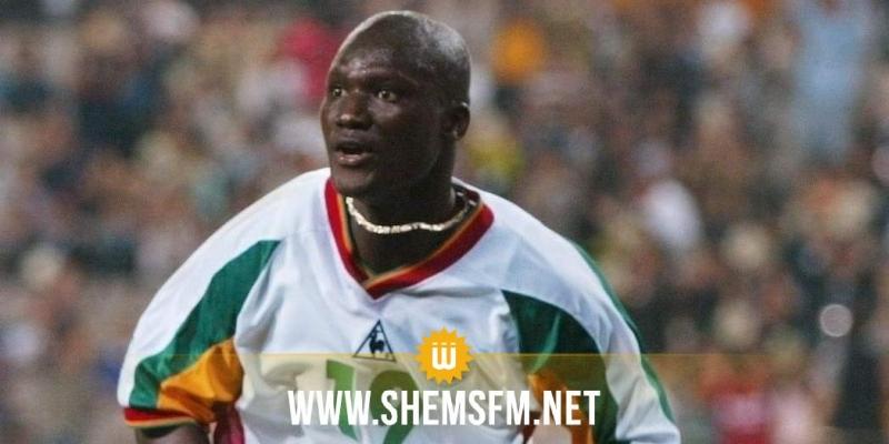 وفاة اللاعب السنغالي بوبا ديوب