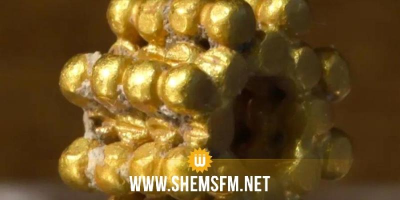 عمرها نحو 3 آلاف عام: طفل يعثر على تحفة ذهبية في القدس