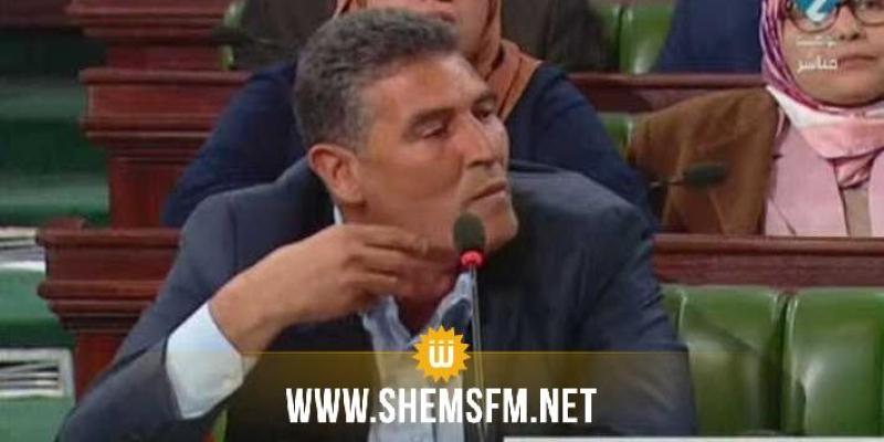 بشير الشابي لوزير الداخلية: المسؤول السياسي يعالج المشاكل سرّا في مكتبه ولا يرعب المواطنين