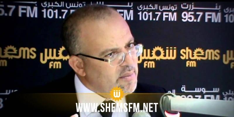سمير ديلو:''بعض النقابات الأمنية نصبت نفسها ناطقا باسم وزارة الداخلية''