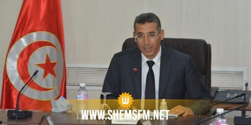 وزير الداخلية:  لا بد من استمرار النقابات الأمنية