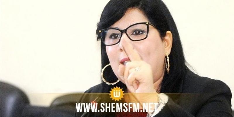 Abir Moussi : «il existe un plan méthodologique pour créer un Etat parallèle »