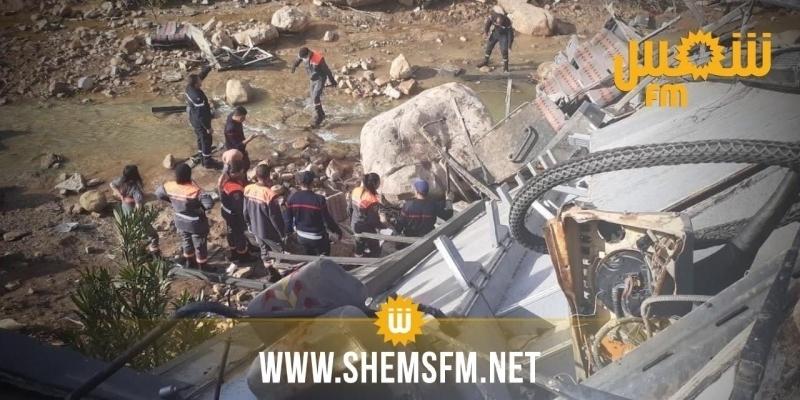 Association de la sécurité routière : « l'Etat n'a pas tenu sa promesse dans la prise en charge des blessés dans l'accident d'Amdoun»