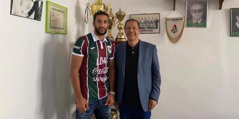 L'attaquant Bilel Mejri signe avec le ST