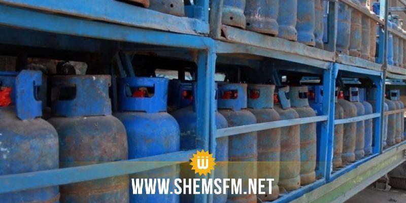 صفاقس: وصول كميات من قوارير الغاز المنزلي لمنطقة عين تركية