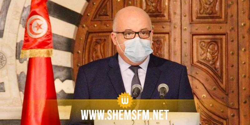 وزير الصحة: نعمل على اقتناء 6 مليون جرعة من تلاقيح كورونا
