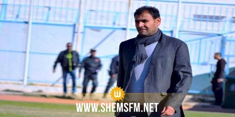 مرسي محمود مدربا جديدا لمستقبل قابس