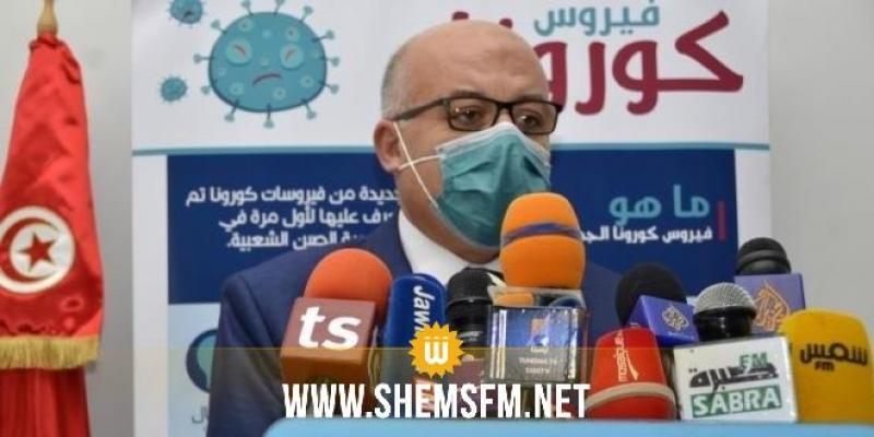 وزير الصحة: لجنة علمية مشتركة تقوم ببحوث سريرية خاصة بدواء كورونا