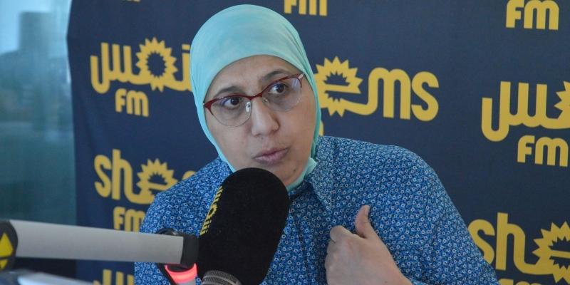 يمينة الزغلامي: 'مبادرة تشريعية لتشديد العقوبات على جرائم البراكاج'