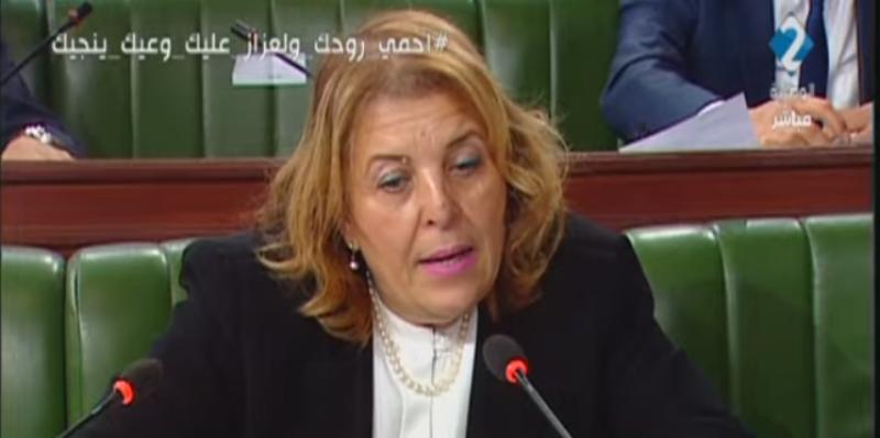 وزيرة الصناعة: 'تم إحداث لجنة متابعة لأزمة الغاز وعملية التوزيع'