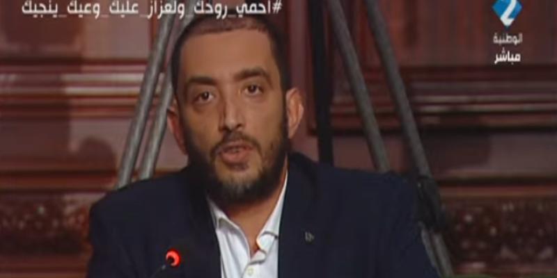 ياسين العياري لوزير تكنولوجيات الاتصال: كل وزير يشد هدفه ترضية الكبارات'