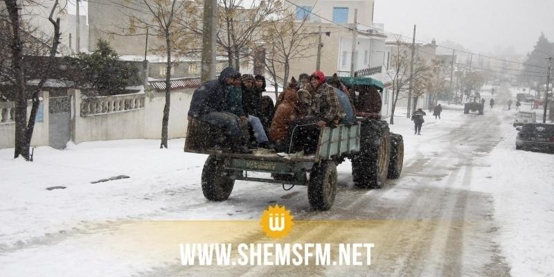 Ministre de l'Équipement : « on est prêt pour la saison des neiges dans cinq gouvernorats »