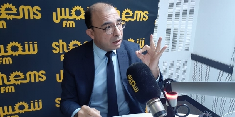 أنيس الجزيري: 'قيس سعيد يا ينقذ البلاد يا يستقيل...'