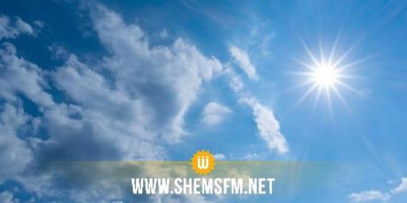 طقس اليوم: صحو نسبي وإرتفاع طفيف في درجات الحرارة