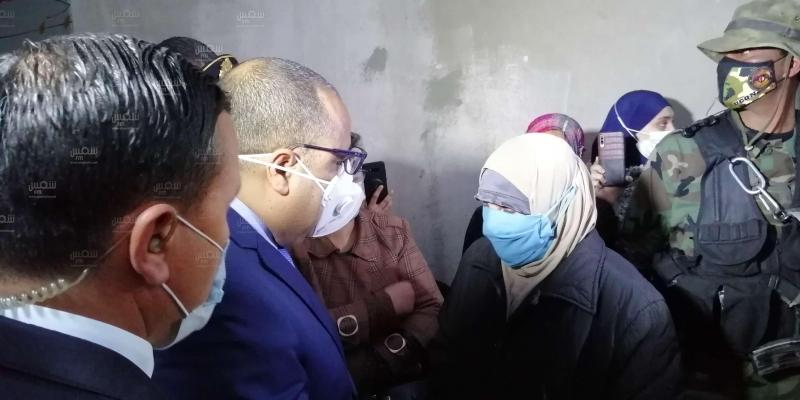 المشيشي: 'المستشفيات تحولت إلى مقابر للمرضى وللأطباء وبدر الدين العلوي شهيد'