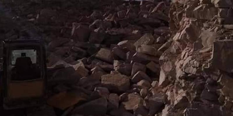 القيروان: بلدية سيسب الذريعات ترفض استغلال مقطع الحجارة بجبل فضلون
