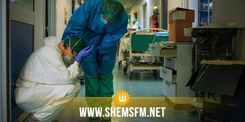 بنزرت : وفاة  رئيس قسم الجراحة بالمستشفى الجهوي بمنزل بورقيبة بكورونا