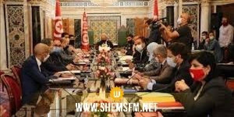 اجتماع مكتب البرلمان: تلاسن بين النواب وبث مباشر لأشغال إجتماع مغلق