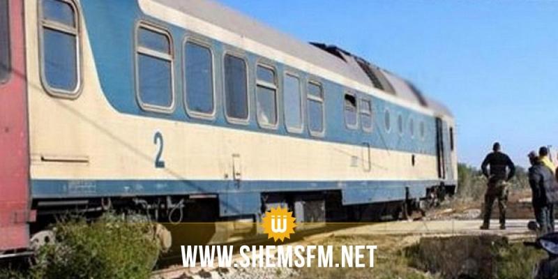 باجة: وفاة كهل تحت عجلات القطار