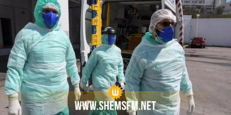 الكاف: حالة وفاة و49 إصابة جديدة بفيروس كورونا