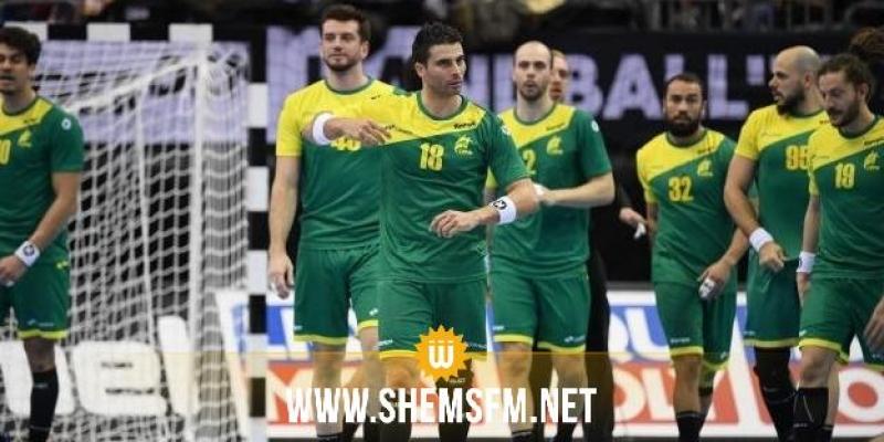 مونديال كرة اليد: كورونا تهدد مشاركة البرازيل منافس منتخبنا في الجولة 2