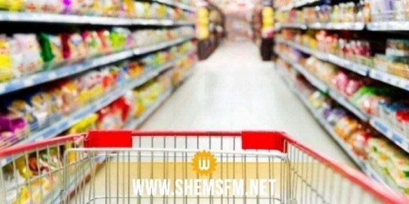 الميزان التجاري الغذائي يسجل عجزا بقيمة 859.4 مليون دينار خلال 2020