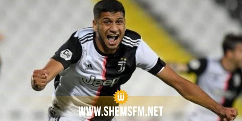 حمزة رفيعة يقود جوفنتوس إلى التأهل في كأس إيطاليا