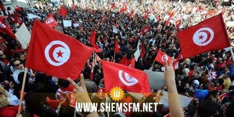 تونس تحيي الذكرى العاشرة للثورة