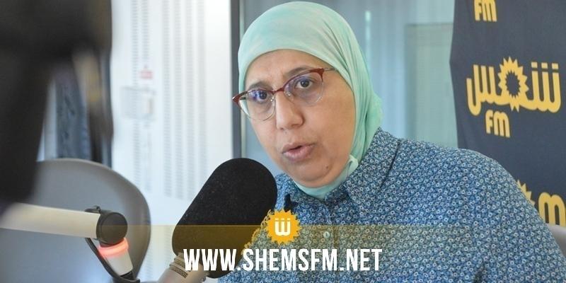 Yamina Zoghlemi : « Ennahdha approuve un remaniement ministériel, sans toucher à l'assise politique»