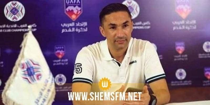 ASS : un accord préliminaire avec Yamen Zelfeni pour remplacer Sami Gafsi