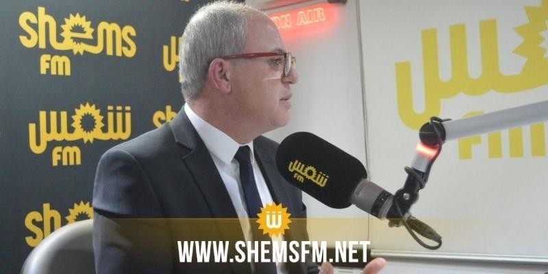 نبيل حجي: 'الغنوشي لا يهتم إلا بنواب الإئتلاف الحكومي والكتلة الديمقراطية ستُصعد تحركاتها'