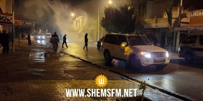 سليانة: نقلة عون أمن بعد اعتدائه على راعي