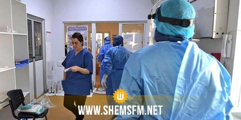 القصرين : تسجيل 18 اصابة بفيروس كورونا