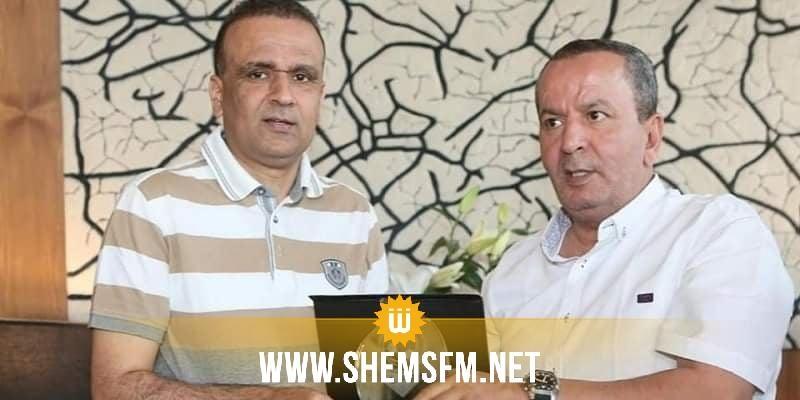 رئيس الاتحاد الليبي لكرة القدم يؤكد دعم تونس والجزائر لرفع الحظر على الملاعب الليبية