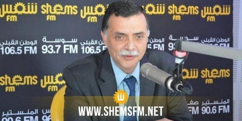 السيرة المهنية لوزير الشؤون المحلية والبيئة المقترح شهاب بن أحمد