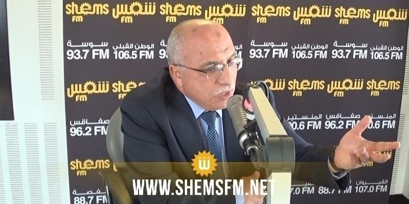 الهاروني:''اعمال عنيفة ضد حكومة ونظام ديمقراطي أمر غريب عن التونسيين''