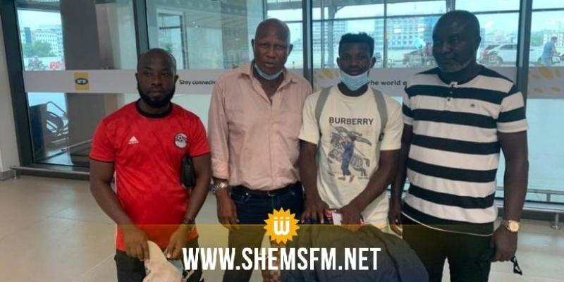 هداف البطولة الغانية يصل إلى تونس تمهيدا للإمضاء مع مستقبل سليمان