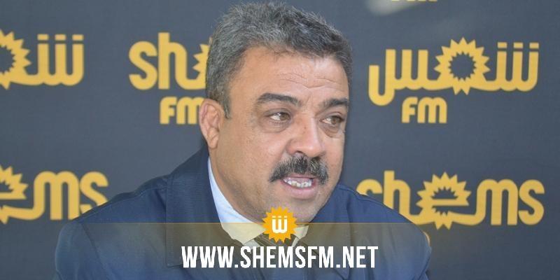 بدر الدين القمودي: التقارير الرقابية تؤكد وجود شبهة تضارب المصالح في ملف الياس الفخفاخ